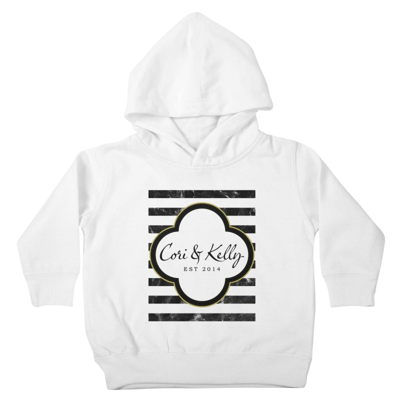 Cori & Kelly EST Kids Toddler Pullover Hoody by Cori & Kelly Official Merchandise