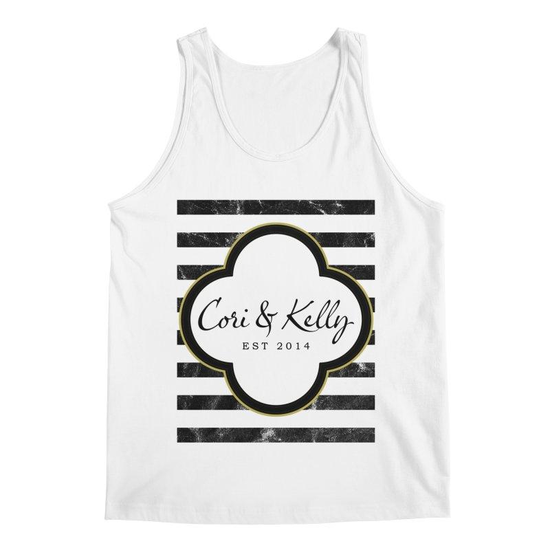 Cori & Kelly EST Men's Regular Tank by Cori & Kelly Official Merchandise