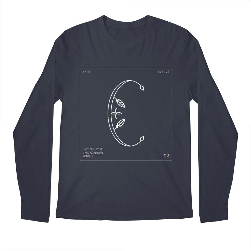 C | Alfavè Men's Longsleeve T-Shirt by Corine Bond's Shop