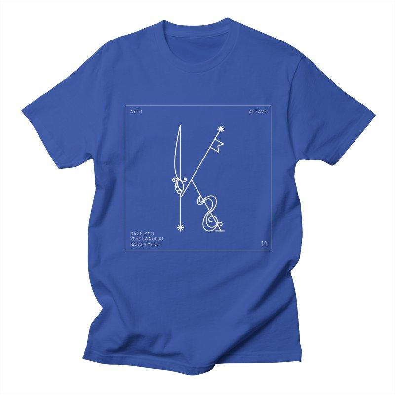 K   Alfavè Men's T-Shirt by Corine Bond's Shop