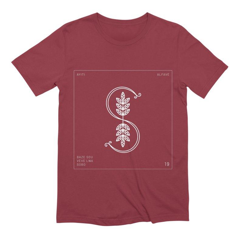 S   Alfavè Men's T-Shirt by Corine Bond's Shop