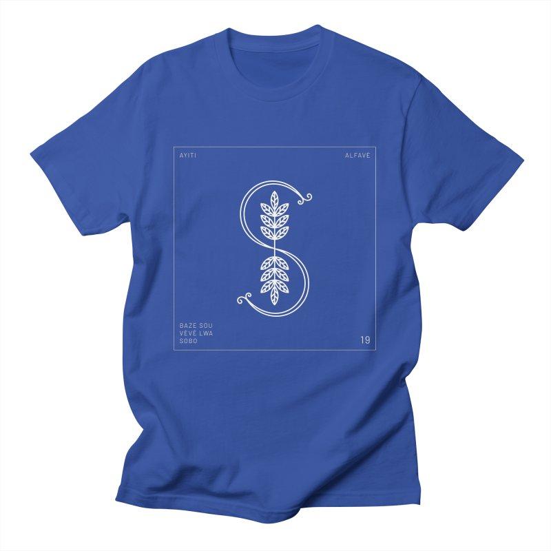 S | Alfavè Men's T-Shirt by Corine Bond's Shop