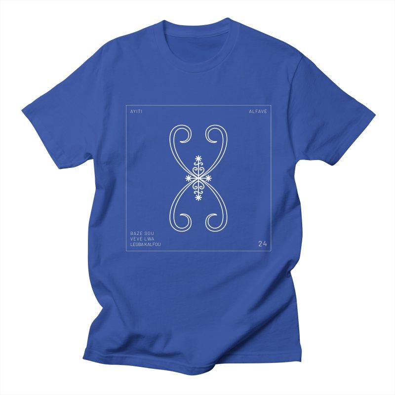 X | Alfavè Men's T-Shirt by Corine Bond's Shop