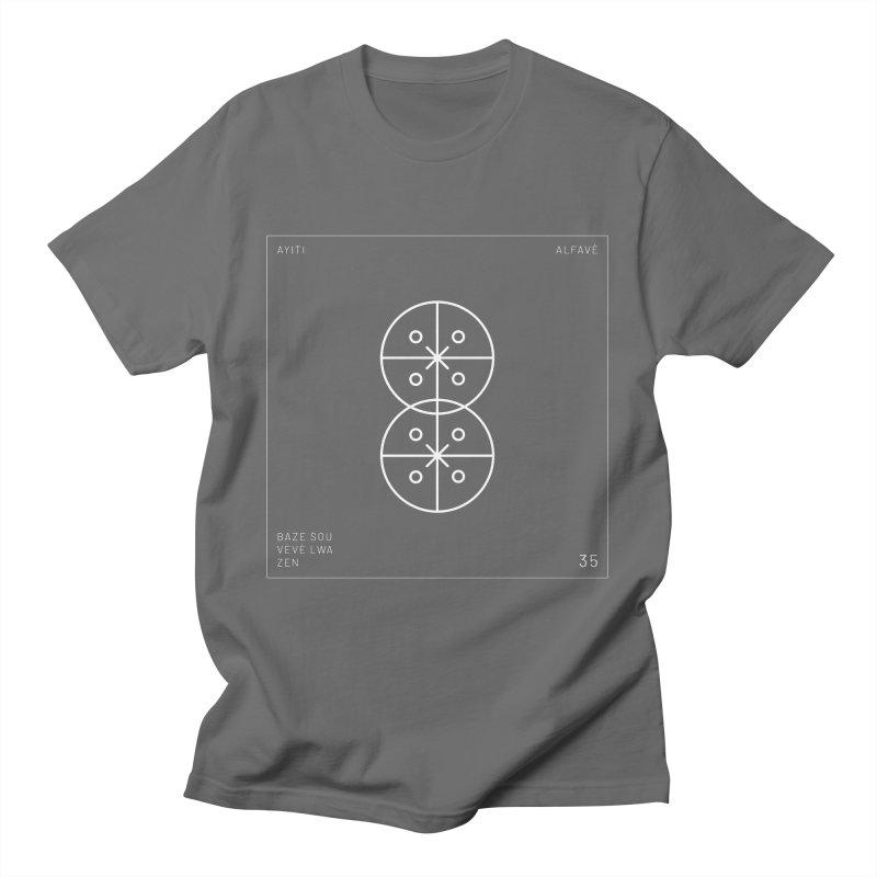 Number 8 | Alfavè Men's T-Shirt by Corine Bond's Shop