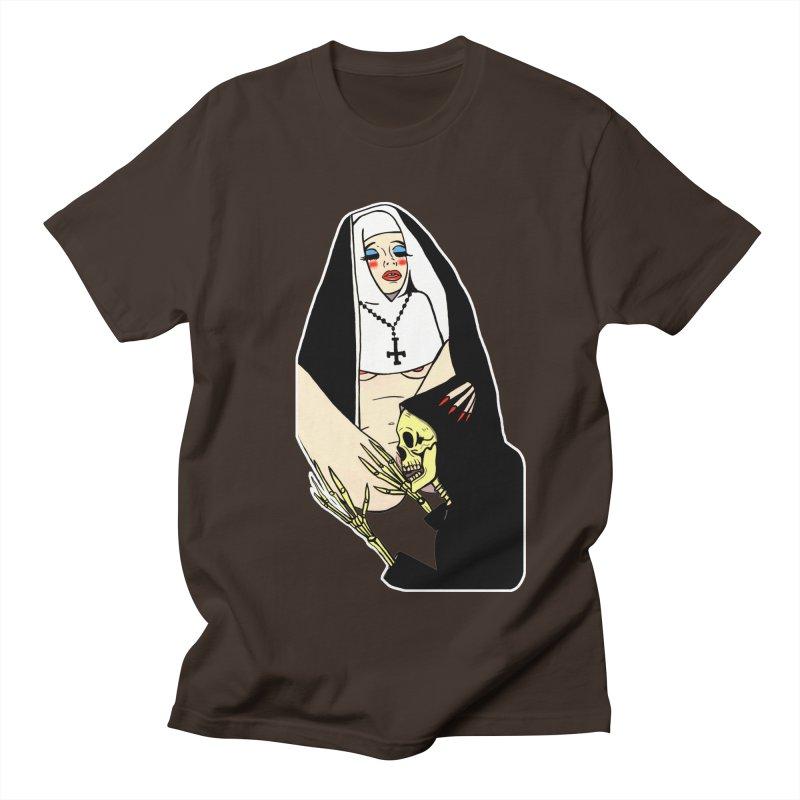 DEATH LICK Men's Regular T-Shirt by Hate Baby Comix Artist Shop