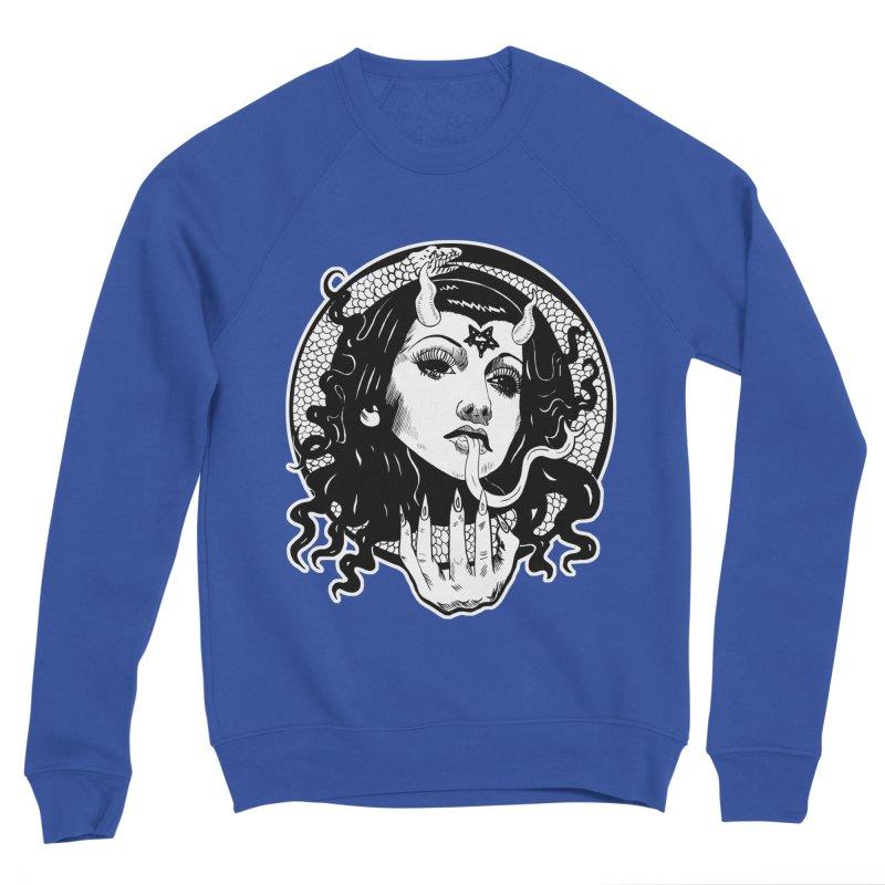 OMEN TEE Women's Sweatshirt by Hate Baby Comix Artist Shop