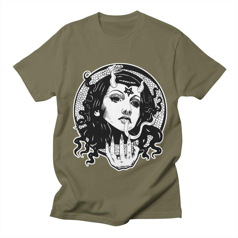 OMEN TEE Women's T-Shirt by Hate Baby Comix Artist Shop