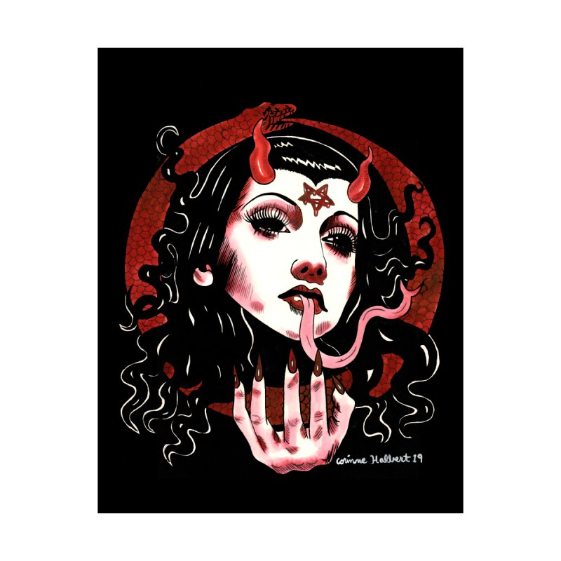 OMEN PRINT by Hate Baby Comix Artist Shop