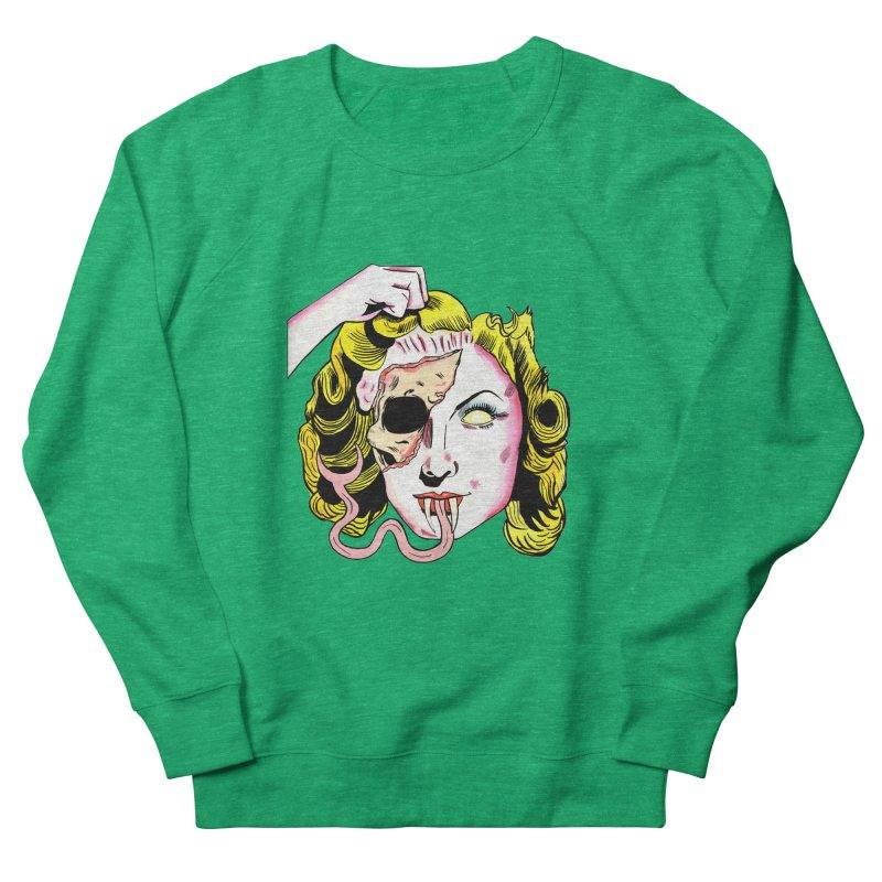 FACE RIP Women's Sweatshirt by Hate Baby Comix Artist Shop