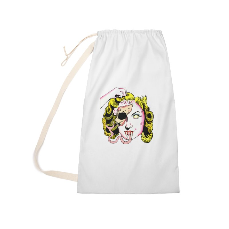 FACE RIP Accessories Bag by Hate Baby Comix Artist Shop
