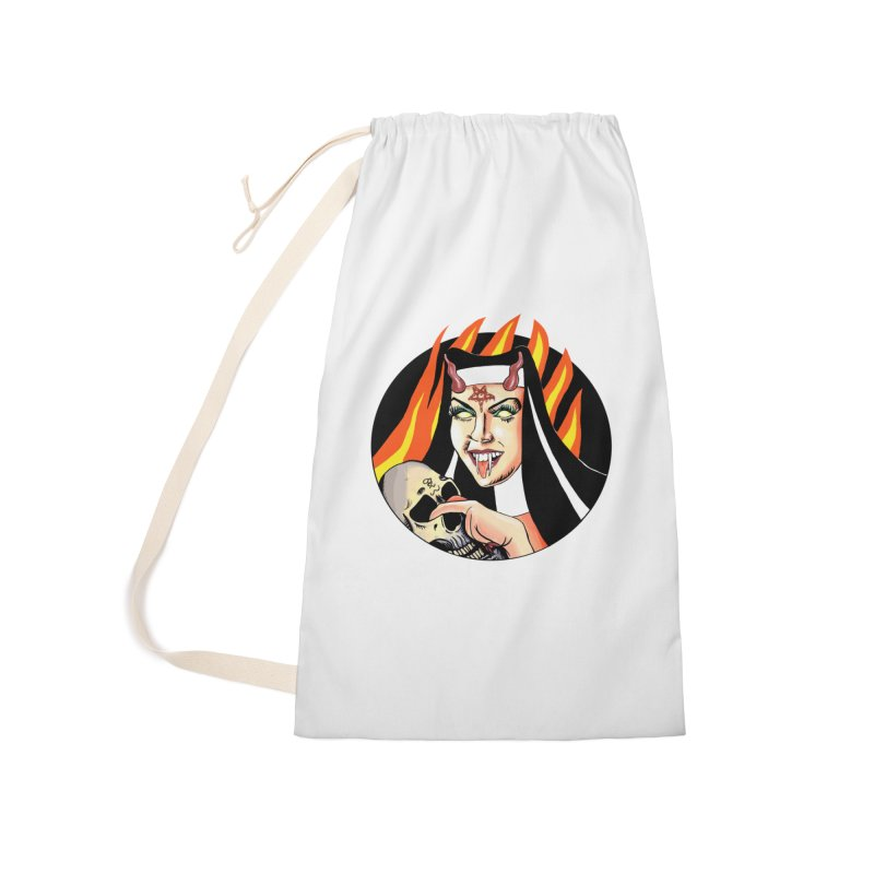 DRAG ME TO HELL Accessories Bag by Hate Baby Comix Artist Shop