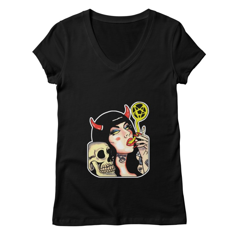 Women's None by Hate Baby Comix Artist Shop