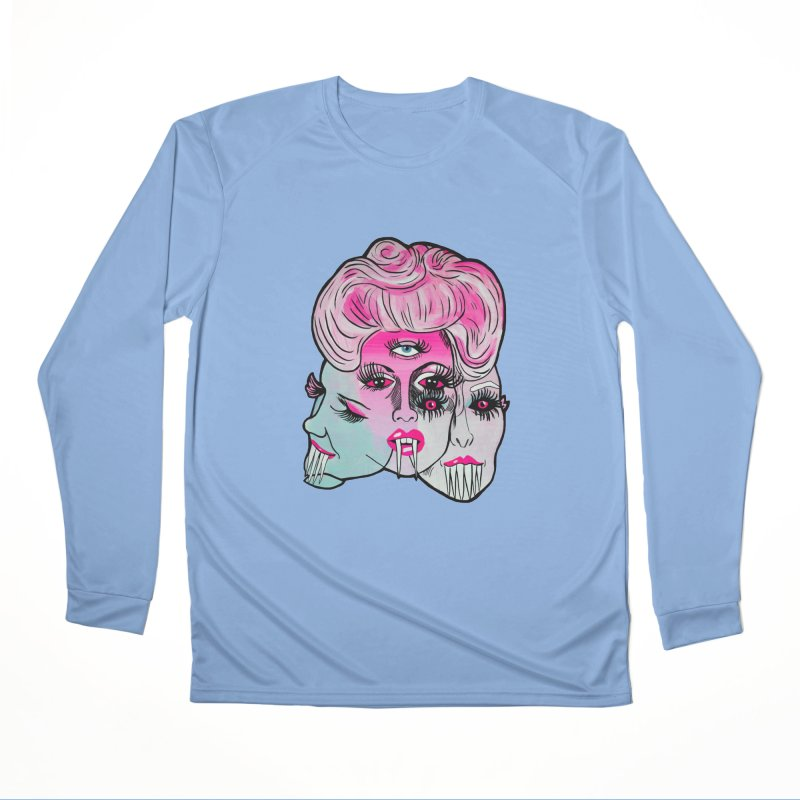 MUTATIONS Men's Longsleeve T-Shirt by Hate Baby Comix Artist Shop