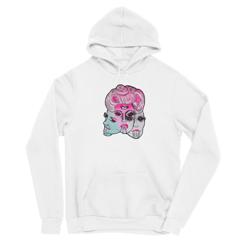 MUTATIONS Men's Pullover Hoody by Hate Baby Comix Artist Shop