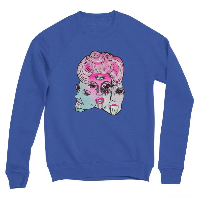 MUTATIONS Men's Sweatshirt by Hate Baby Comix Artist Shop