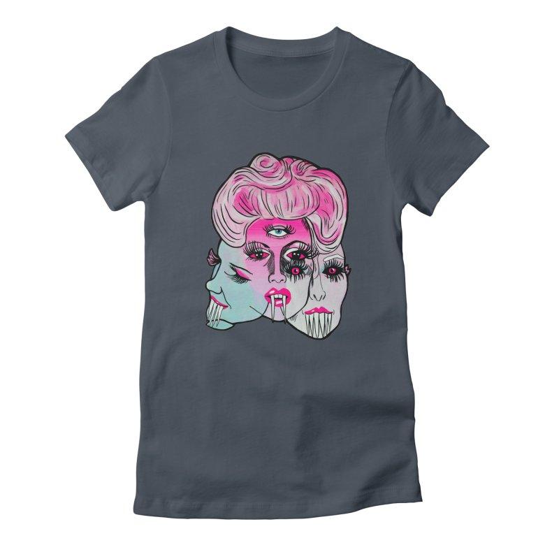 MUTATIONS Women's T-Shirt by Hate Baby Comix Artist Shop