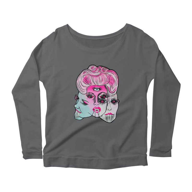 MUTATIONS Women's Longsleeve T-Shirt by Hate Baby Comix Artist Shop