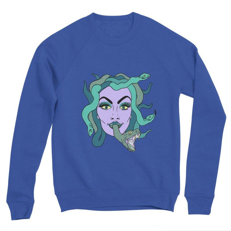 MEDUSA Women's Sweatshirt by Hate Baby Comix Artist Shop