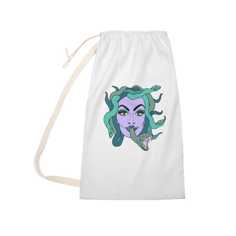 MEDUSA Accessories Bag by Hate Baby Comix Artist Shop