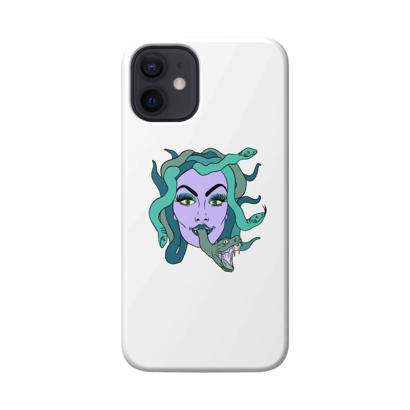 MEDUSA Accessories Phone Case by Hate Baby Comix Artist Shop