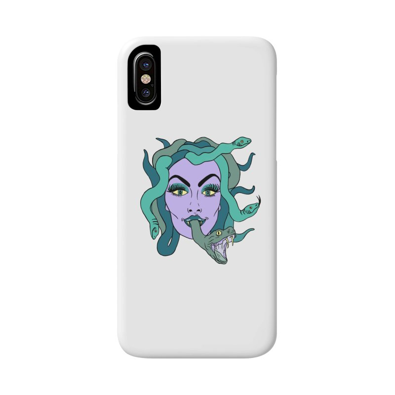 MEDUSA Accessories Phone Case by Hate Baby Artist Shop