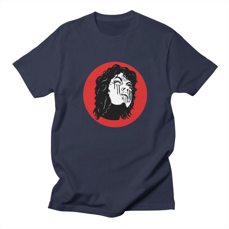 LUCIFER Women's Regular Unisex T-Shirt by Hate Baby Artist Shop