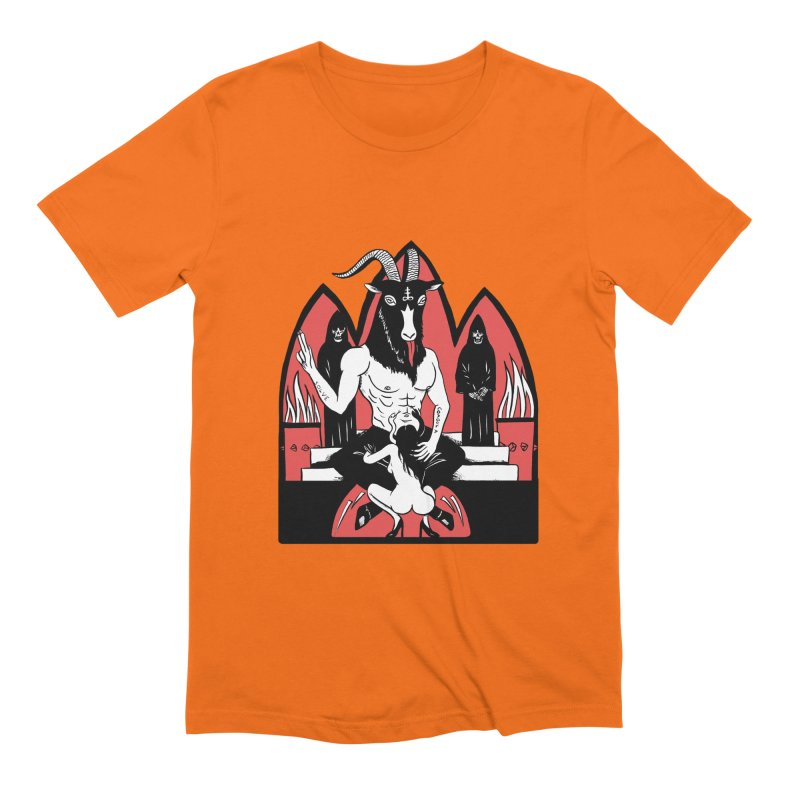HAIL Men's Extra Soft T-Shirt by Hate Baby Comix Artist Shop
