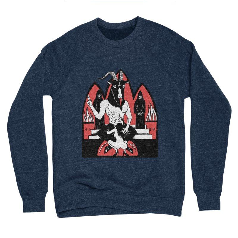 HAIL Women's Sponge Fleece Sweatshirt by Hate Baby Comix Artist Shop