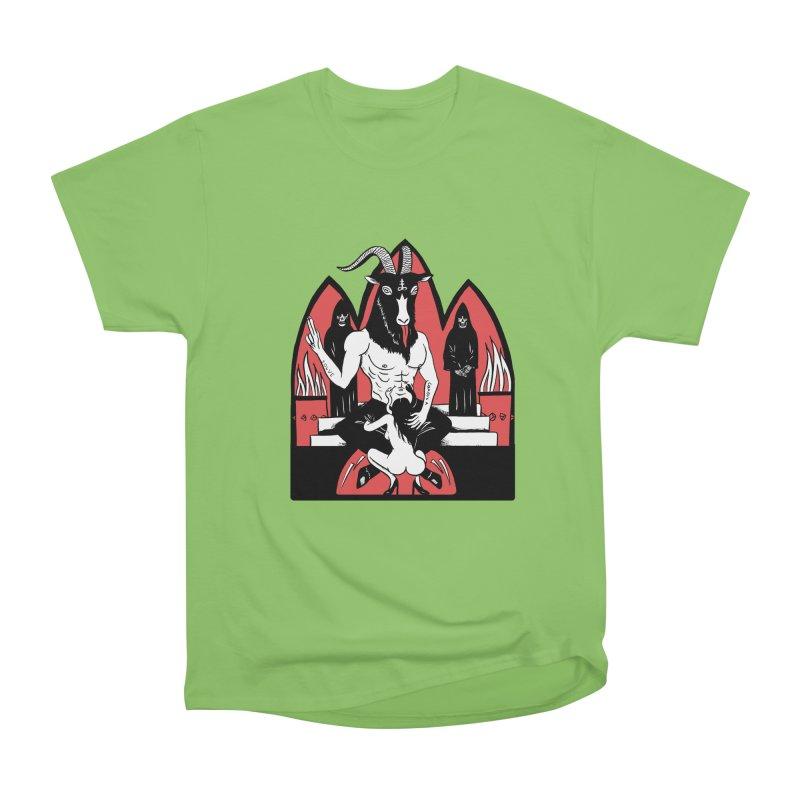 HAIL Women's Heavyweight Unisex T-Shirt by Hate Baby Comix Artist Shop