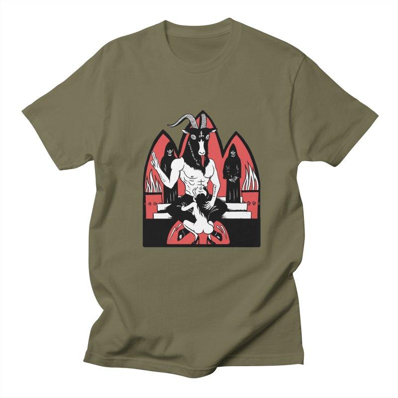 HAIL Women's Regular Unisex T-Shirt by Hate Baby Comix Artist Shop
