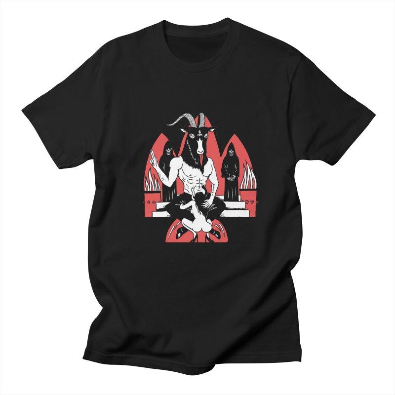 HAIL Men's Regular T-Shirt by Hate Baby Comix Artist Shop