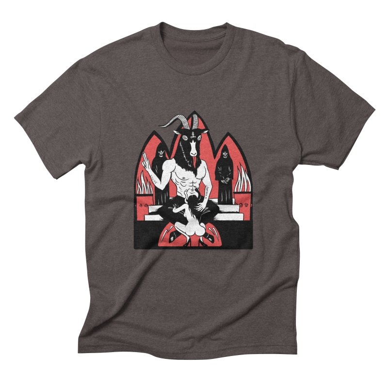 HAIL Men's Triblend T-Shirt by Hate Baby Comix Artist Shop