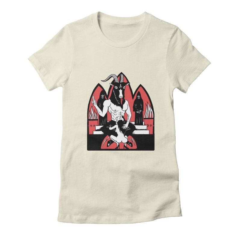 HAIL Women's T-Shirt by Hate Baby Comix Artist Shop