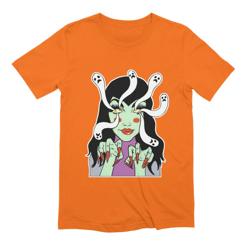 LAMIA Men's Extra Soft T-Shirt by Hate Baby Comix Artist Shop