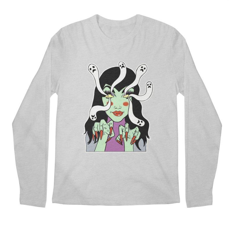LAMIA Men's Regular Longsleeve T-Shirt by Hate Baby Comix Artist Shop