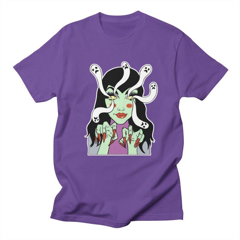 LAMIA Men's Regular T-Shirt by Hate Baby Comix Artist Shop