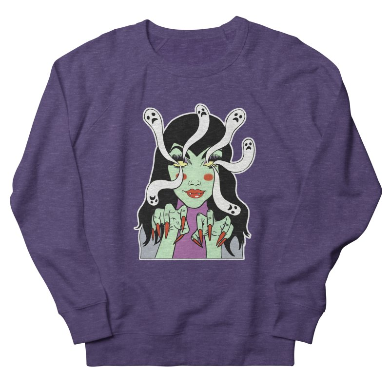 LAMIA Men's French Terry Sweatshirt by Hate Baby Artist Shop