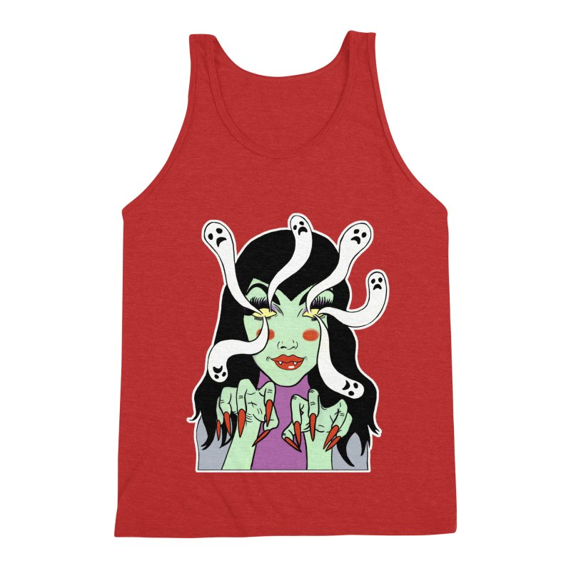 LAMIA Men's Triblend Tank by Hate Baby Comix Artist Shop
