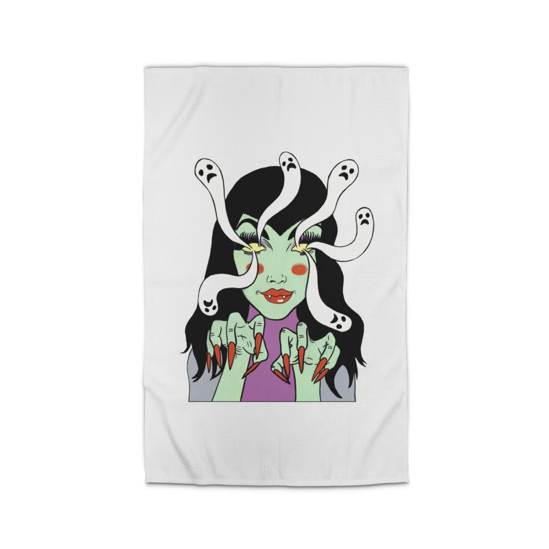 LAMIA Home Rug by Hate Baby Comix Artist Shop