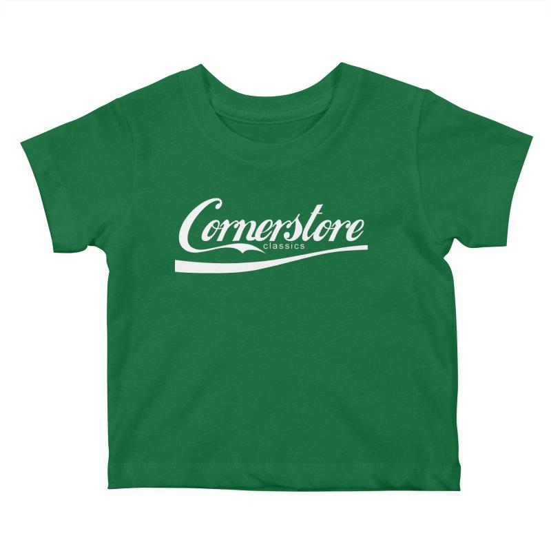 Cornerstore Classics Kids Baby T-Shirt by Cornerstore Classics