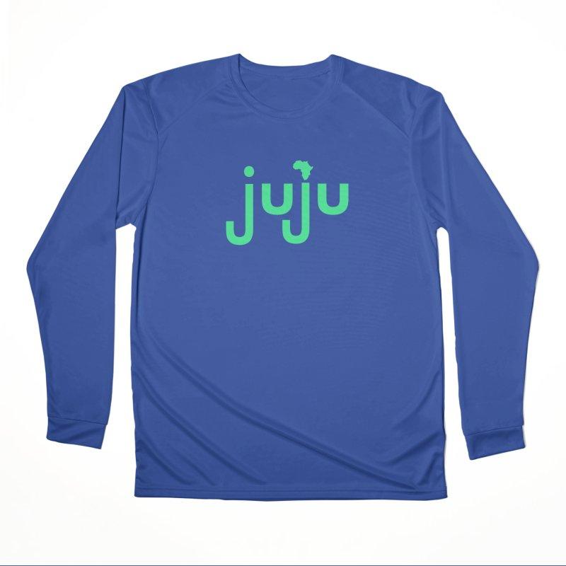 Juju African Magic Men's Longsleeve T-Shirt by Cornerstore Classics