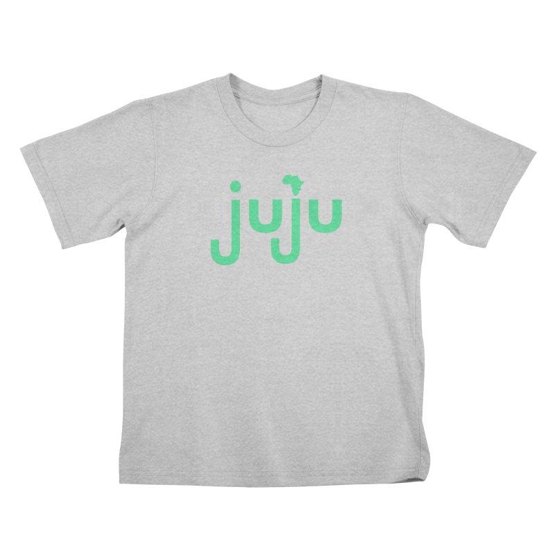 Juju African Magic Kids T-Shirt by Cornerstore Classics