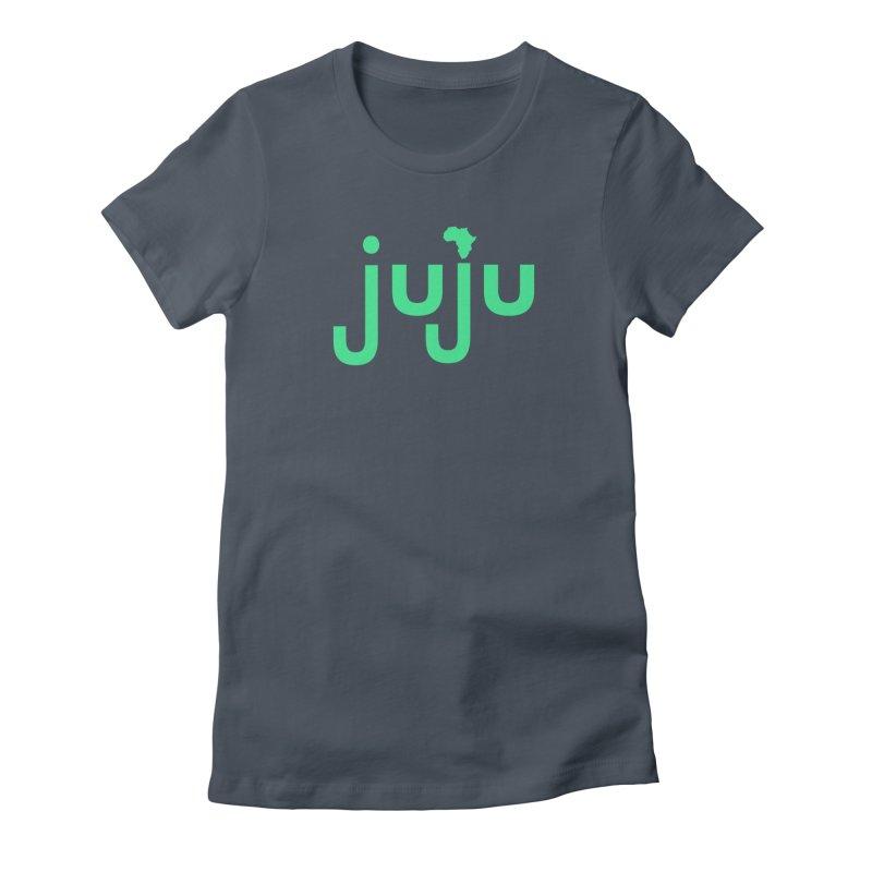 Juju African Magic Women's T-Shirt by Cornerstore Classics