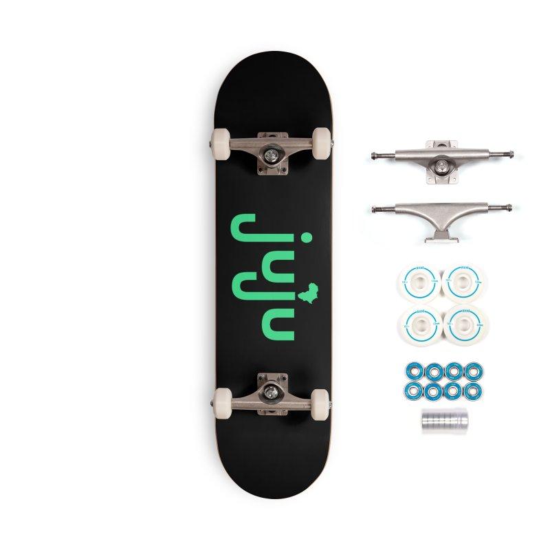 Juju African Magic Accessories Skateboard by Cornerstore Classics