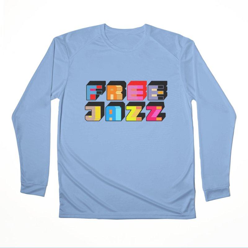 Free Jazz Women's Longsleeve T-Shirt by Cornerstore Classics