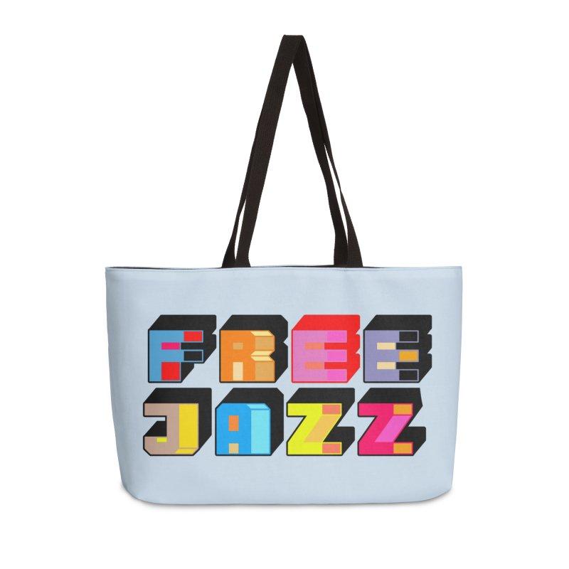Free Jazz Accessories Bag by Cornerstore Classics