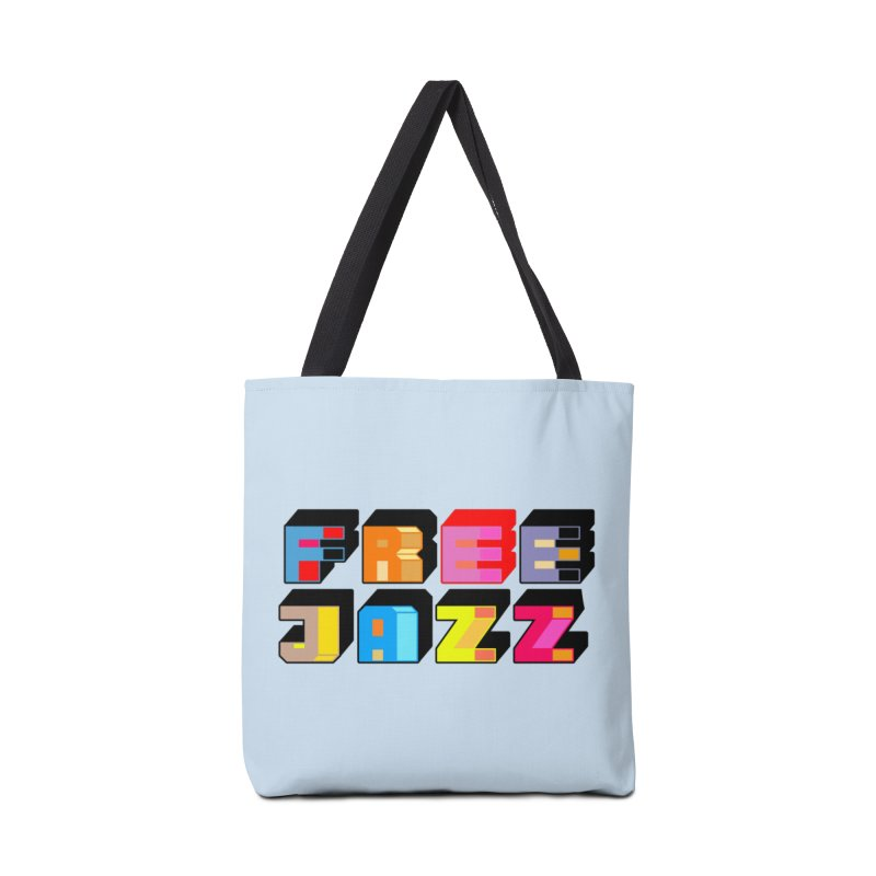 Free Jazz Accessories Bag by Cornerstore Classics