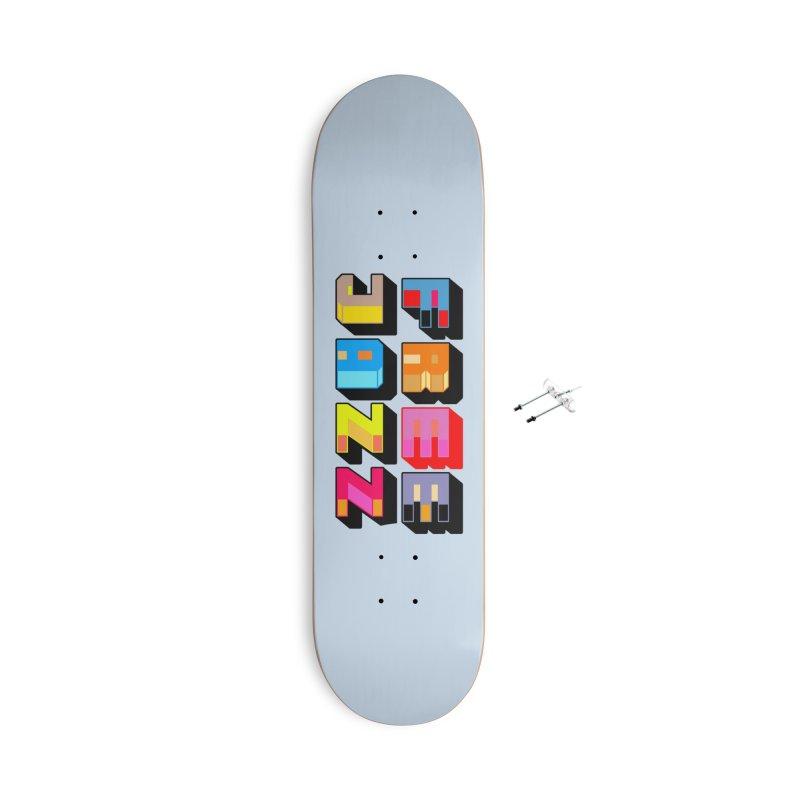 Free Jazz Accessories Skateboard by Cornerstore Classics