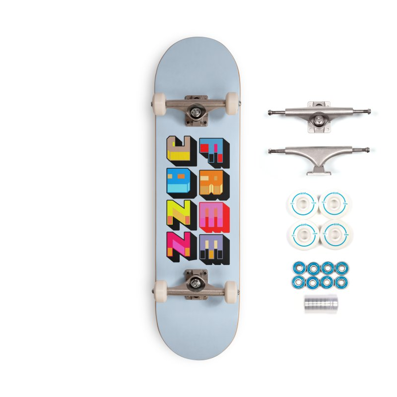 Free Jazz Accessories Skateboard by Cornerstore Classics