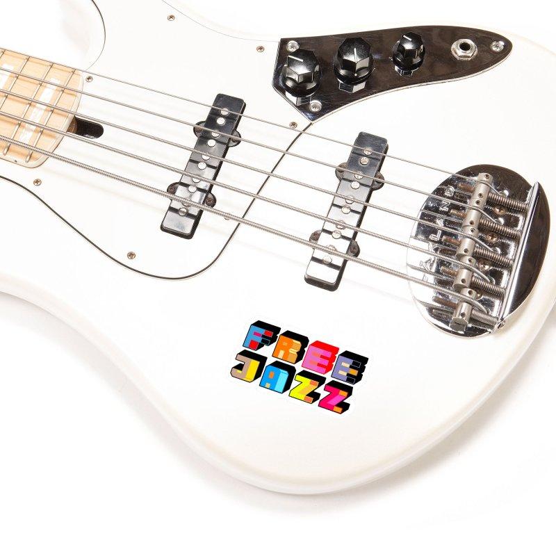 Free Jazz Accessories Sticker by Cornerstore Classics